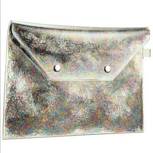 NWT Sephora Collection Tinsel Time Clutch